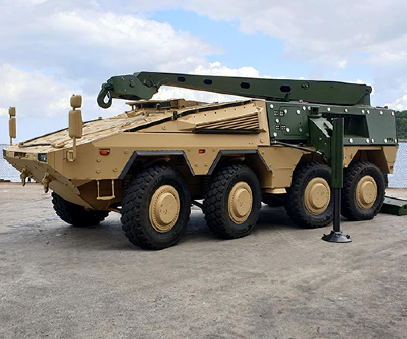 FFG to Present New Recovery Mission Module for the Boxer at DSEI