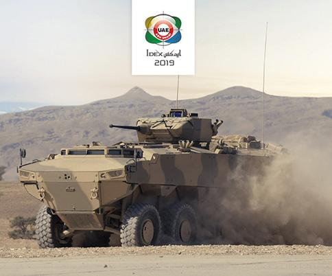 FNSS Completes All Preparations to Attend IDEX 2019