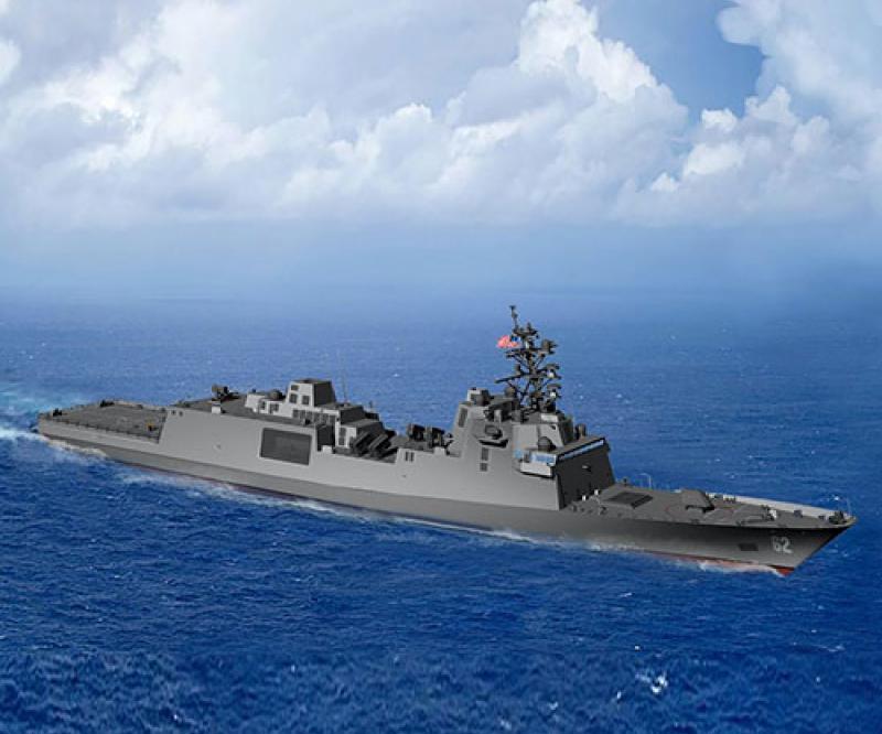 Fincantieri to Build Future U.S. Navy Frigates