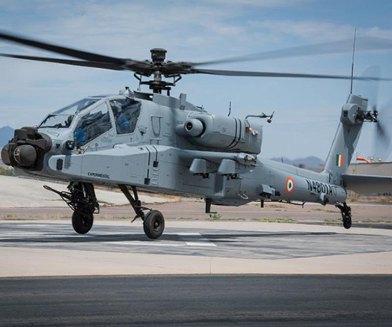 First Boeing Apache, Chinook Helicopters for India Complete Inaugural Flights
