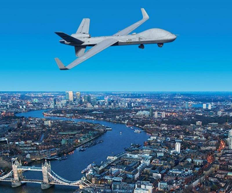 GA-ASI, UK MoD Sign Test & Evaluation Contract for Protector