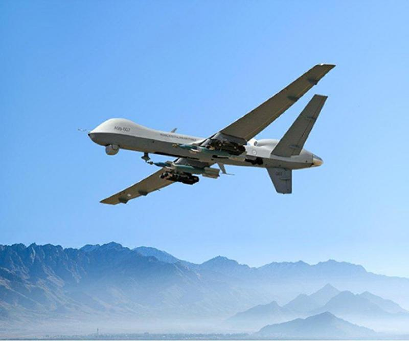 GA-ASI Builds Team in Belgium for MQ-9B SkyGuardian