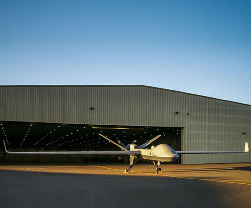 GA-ASI Completes First Production-Representative MQ-9B SkyGuardian