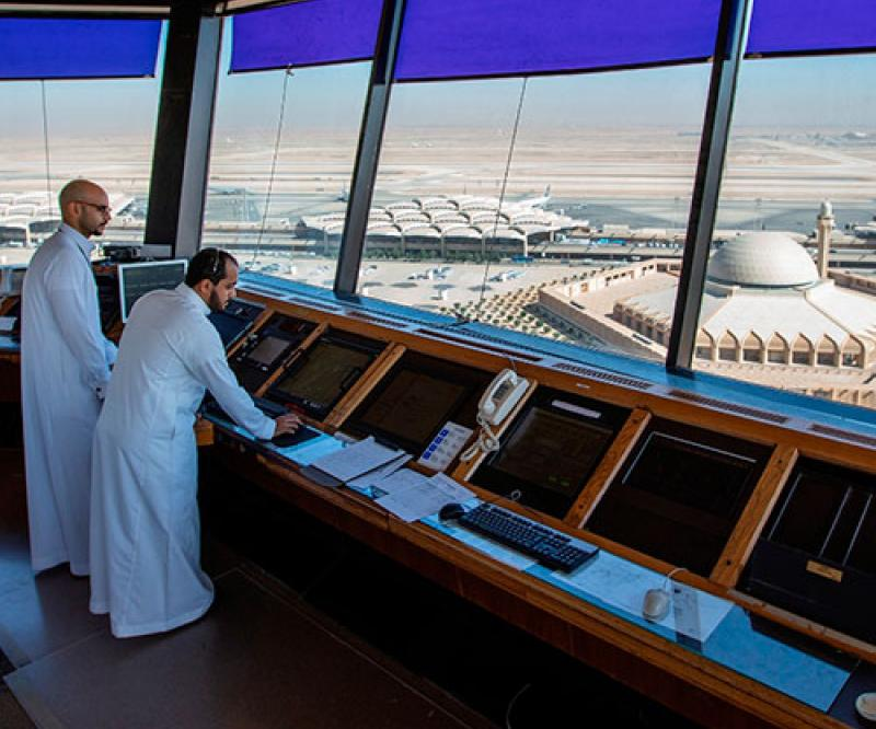 GACA Celebrates International Day of Air Traffic Controllers 2020