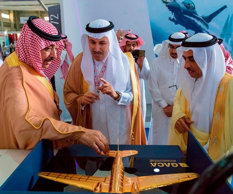 GACA Concludes Participation in Bahrain International Air Show
