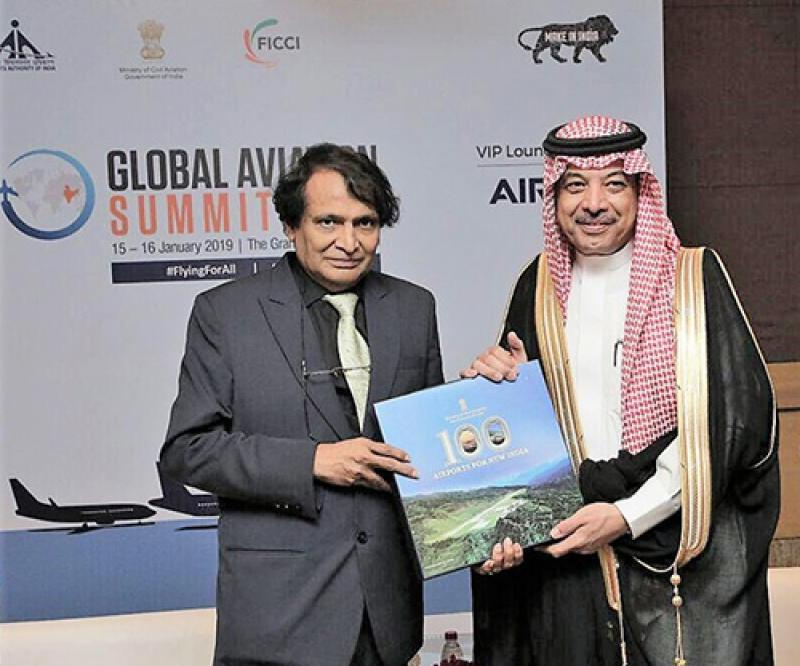 GACA Concludes Participation in Global Aviation Summit