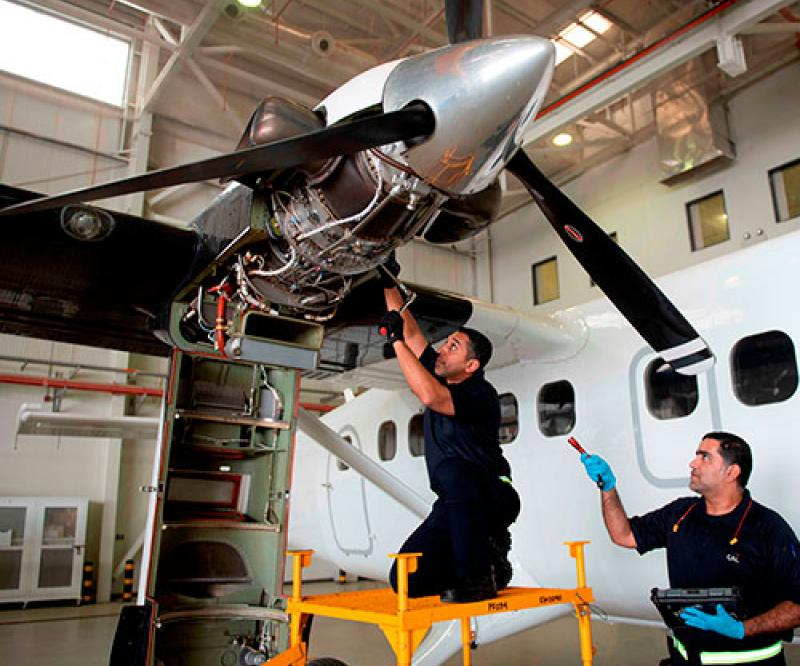 GAL, Etihad Airways Ink Strategic Partnership Agreement