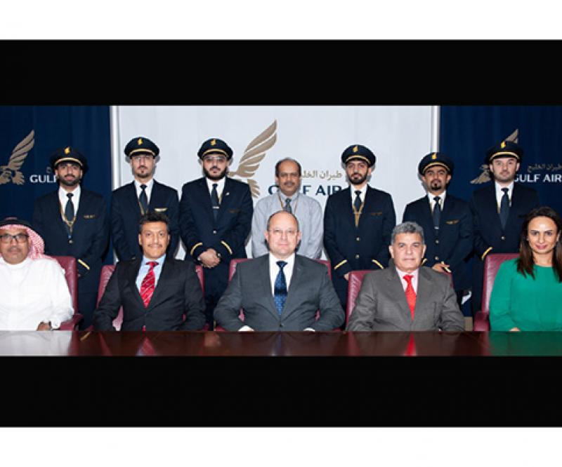 Gulf Air Welcomes Another Batch of Tamkeen Pilots