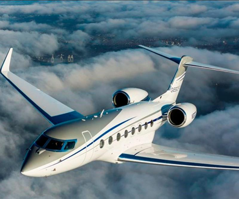 Gulfstream G650ER Connects New York-Dubai in Record Time