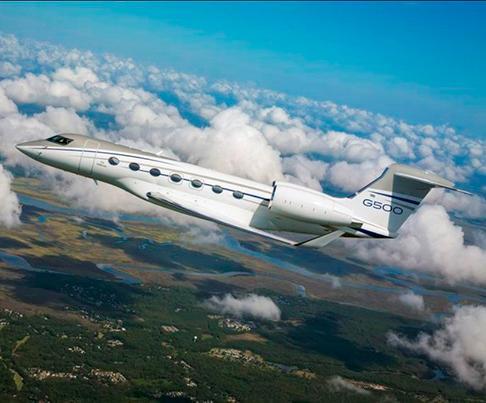 Gulfstream Showcases Aircraft at Aviation Africa 2019