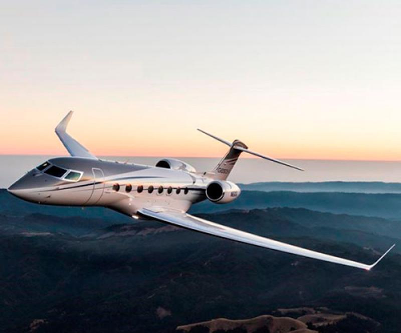 Gulfstream to Showcase Record-Breaking Fleet at EBACE 2019