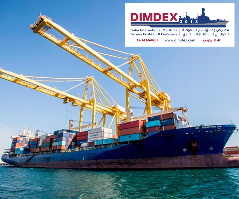 Hamad Port Set to Welcome 'Visiting Warships' for DIMDEX 2018
