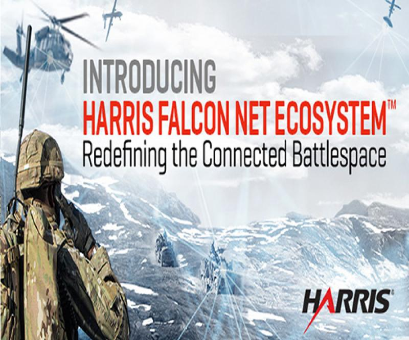 Harris Corporation Launches Falcon Net Ecosystem