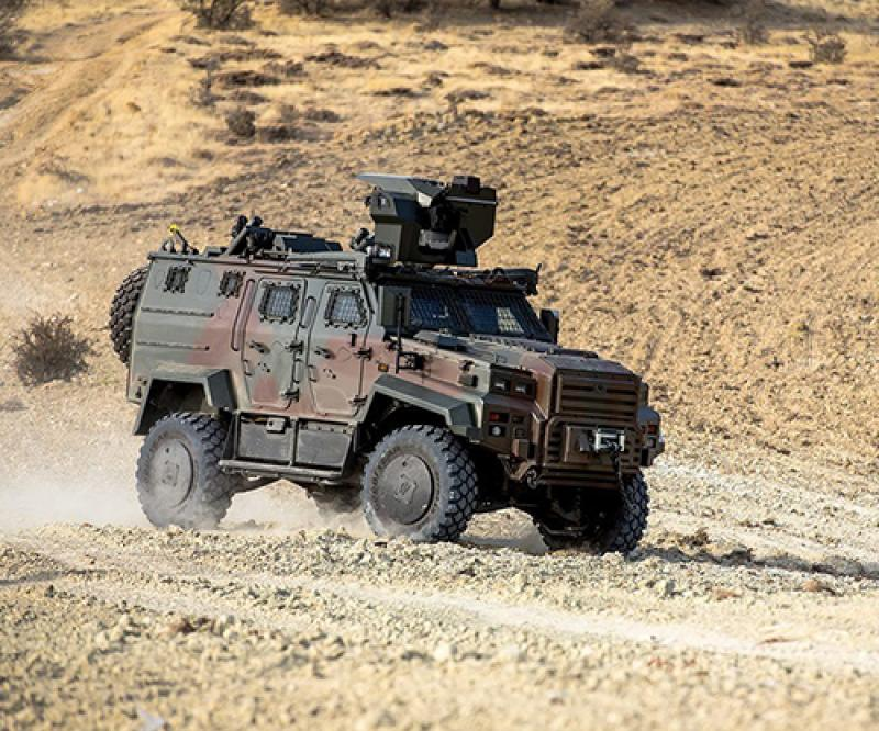 Hungary to Acquire Turkish Armored Vehicle Ejder Yalçin