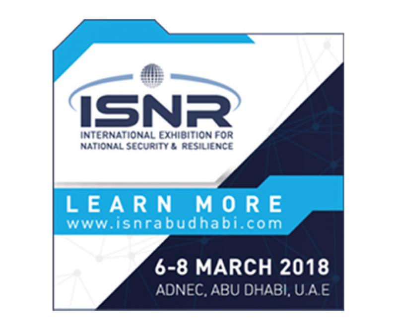 ISNR Abu Dhabi to Address Safety, Security Challenges
