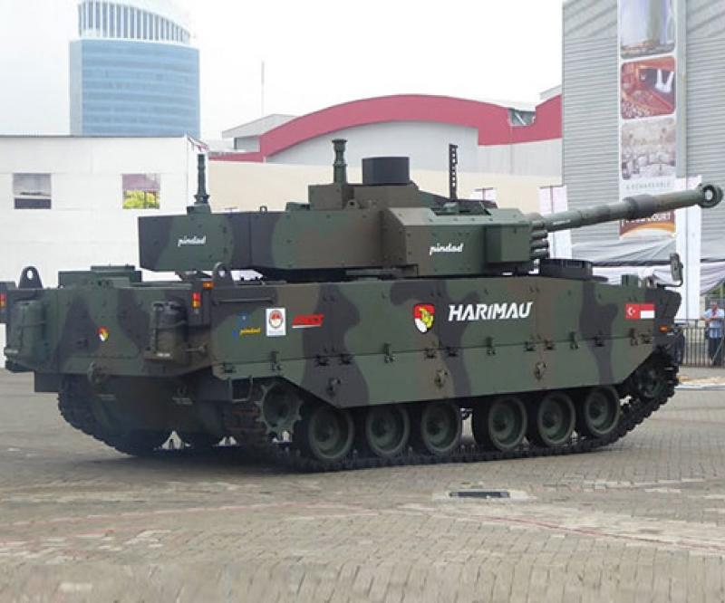 Indonesia Building Competitive Defense Industry