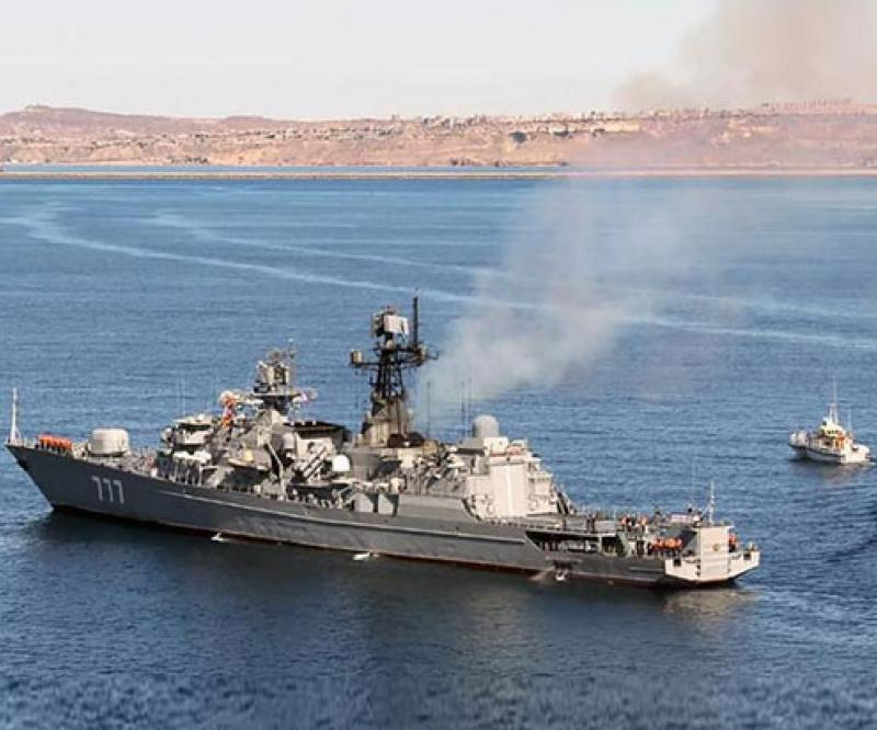 Iran, Russia, China Conclude First Joint Naval Drills