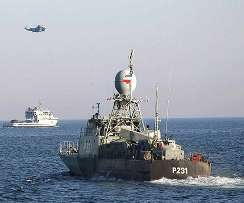 Iran, Russia Agree to Hold Joint Naval Drill