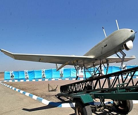 Iran's Ground Force Receives 3 New Combat Drones