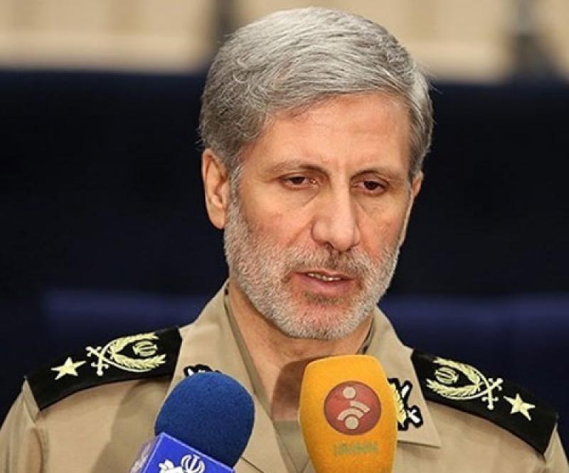 Iran's Defense Ministry Helping in Anti-Corona Fight