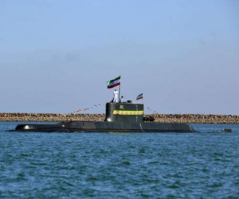 "Iran's Navy Chief: ""Developing Nuclear Submarine is on Our Agenda"""