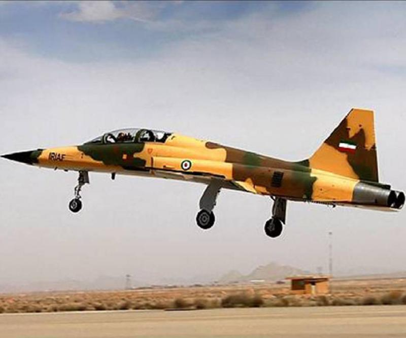 Iran Inaugurates Production Line of Kosar Fighter Jet