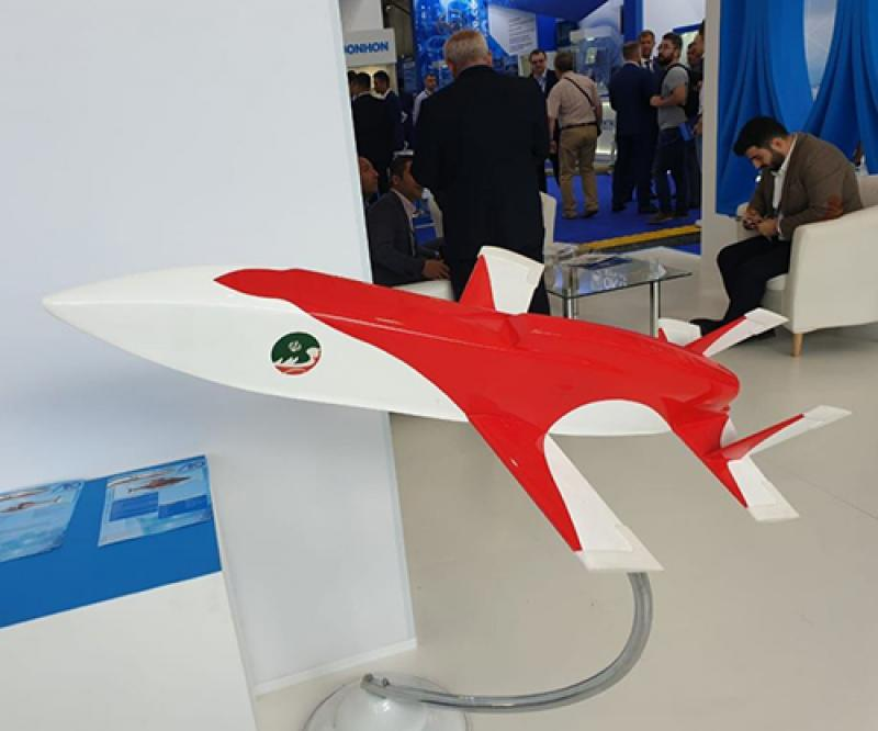 Iran Introduces 'Mobin' Cruise Missile at MAKS 2019