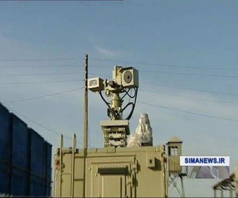 Iran Unveils New Drone, New Laser-Guided Missile System