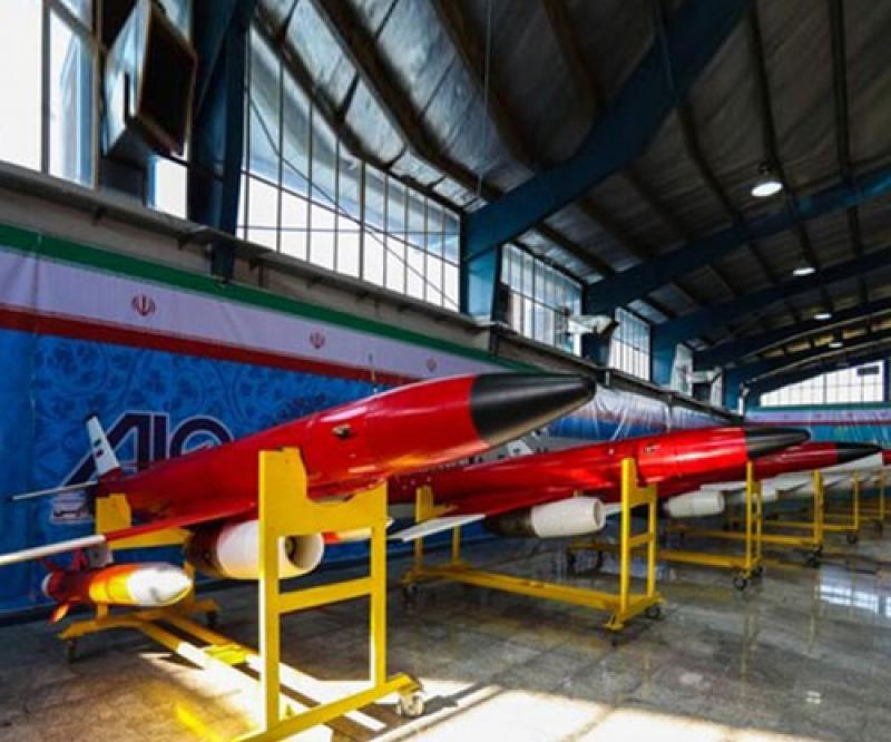 Iranian Army Receives Three Types of UAVs