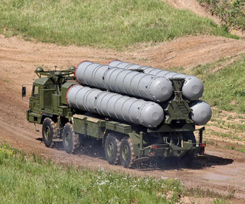 Iraq, Russia Negotiating S-400 Missile System Deal