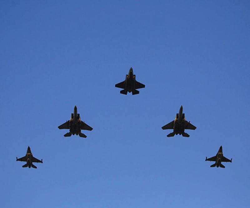 Israel to Select Next Fighter Jet Fleet by Year's End