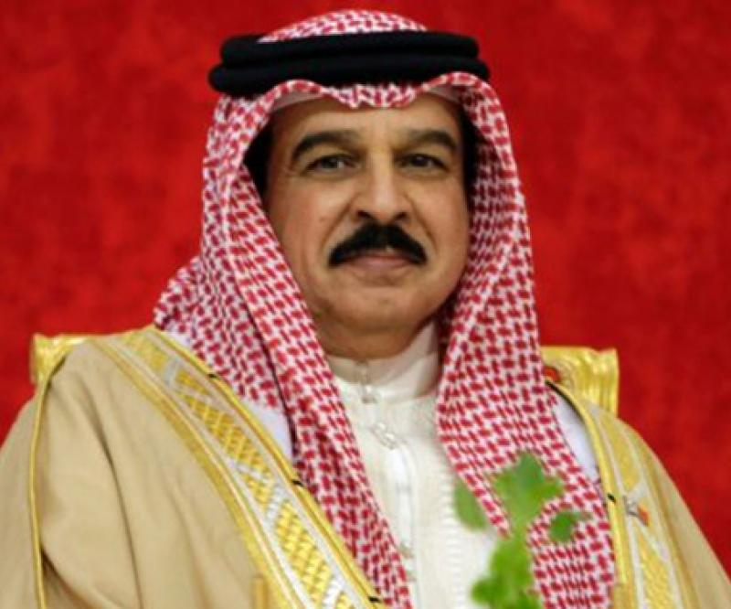 King of Bahrain Visits Royal Special Force
