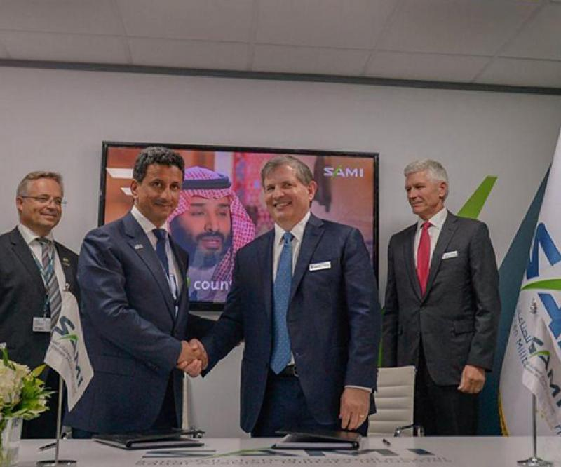 L3 Technologies, SAMI Enter Into Joint Venture