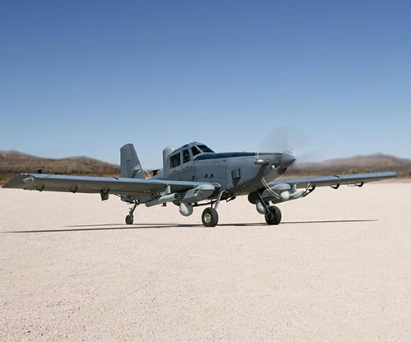 L3Harris, Air Tractor to Produce Sky Warden™ ISR Strike Aircraft