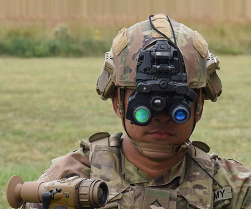 L3Harris Delivers 656 Enhanced Night Vision Goggles - Binoculars to US Army