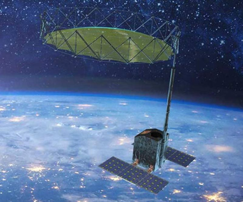 L3Harris Unveils New Reflector Antenna Tailored for Smallsat Missions