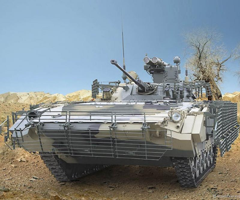 Latest BMP-2M Infantry Vehicle to Complete Tests by December