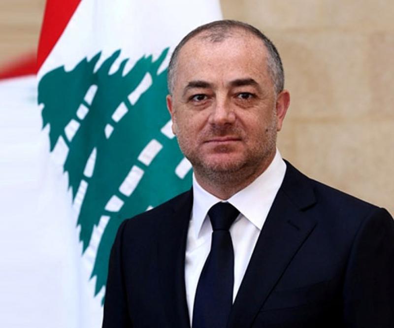 Lebanese Defense Minister Meets Egyptian Counterpart