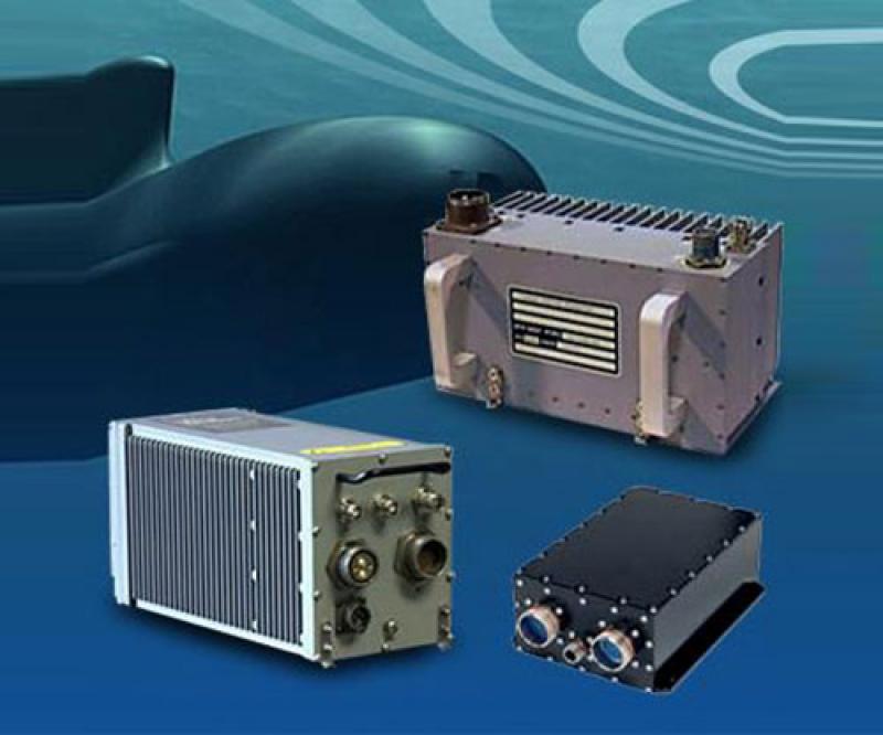 Leonardo's Submarine-Hunting Acoustic System Passes Sea Trials