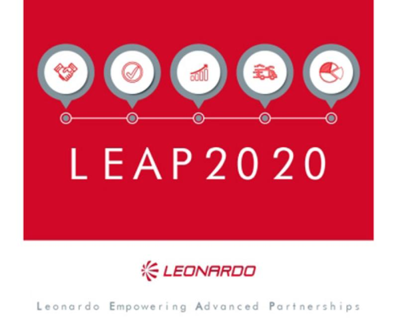 Leonardo Launches LEAP2020 Program to Optimize its Supply Chain
