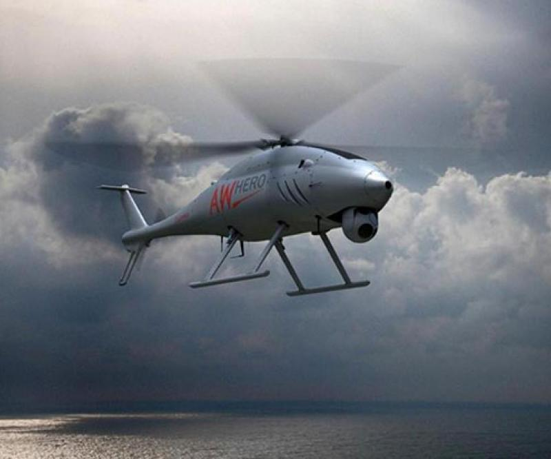 Leonardo Takes Part in First Sea Demo of OCEAN2020