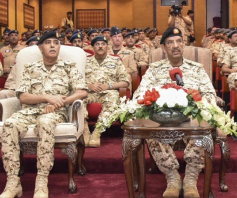 Liaison Drill 2018 Kicks Off in Bahrain