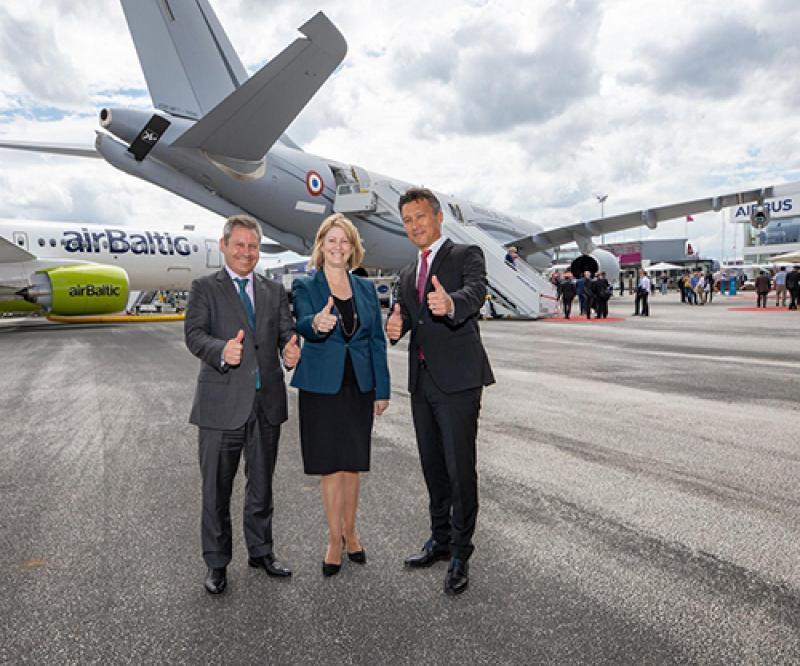 Lockheed Martin, Airbus Reaffirm Tanker Partnership