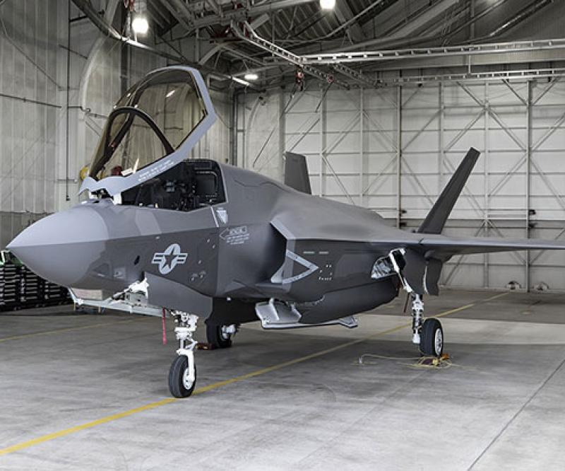 Lockheed Martin Delivers 134 F-35s in 2019