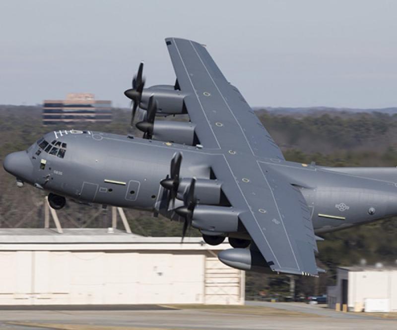 Lockheed Martin Delivers 400th C-130J Super Hercules Aircraft