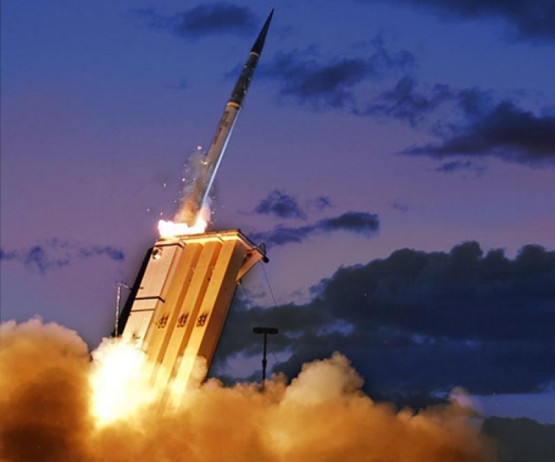 Lockheed Martin Receives THAAD Interceptor Contract