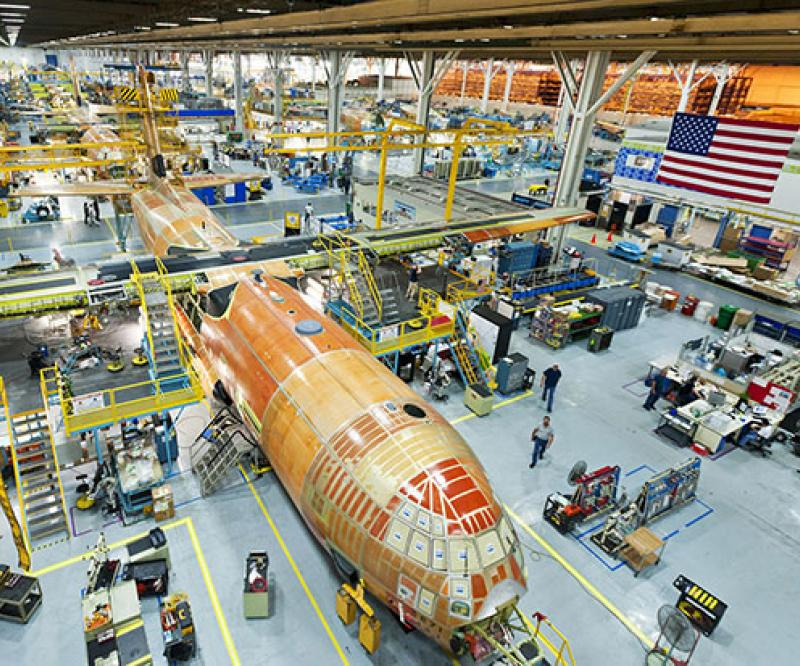 Lockheed Martin to Deliver 50 C-130Js to U.S. Government