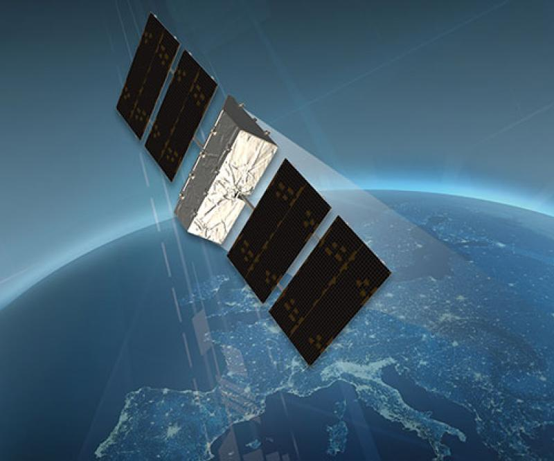 Lockheed Martin to Develop Prototype Protected Tactical Satellite Communications (SATCOM)