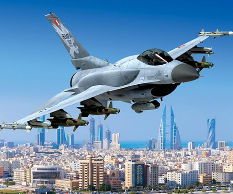 Lockheed Martin to Display Latest Portfolio at Bahrain Airshow
