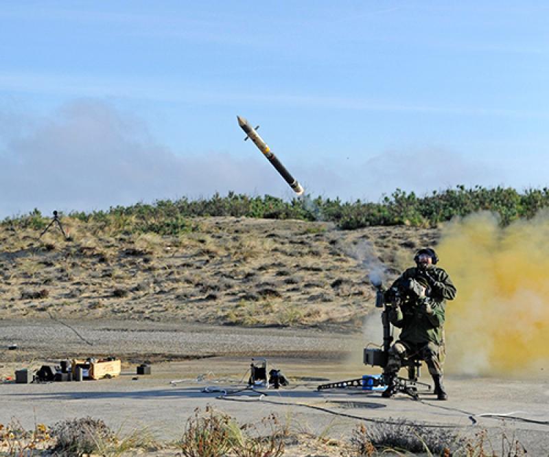 MBDA to Supply Mistral 3 Short-Range Air Defense Systems to Serbia
